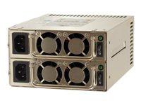 Chieftec Redundant Series MRG-5700V - Stromversorgung Hot-Plug (intern) - ATX12V 2.3/ EPS12V - Wechselstrom 100-240 V - 700 Watt