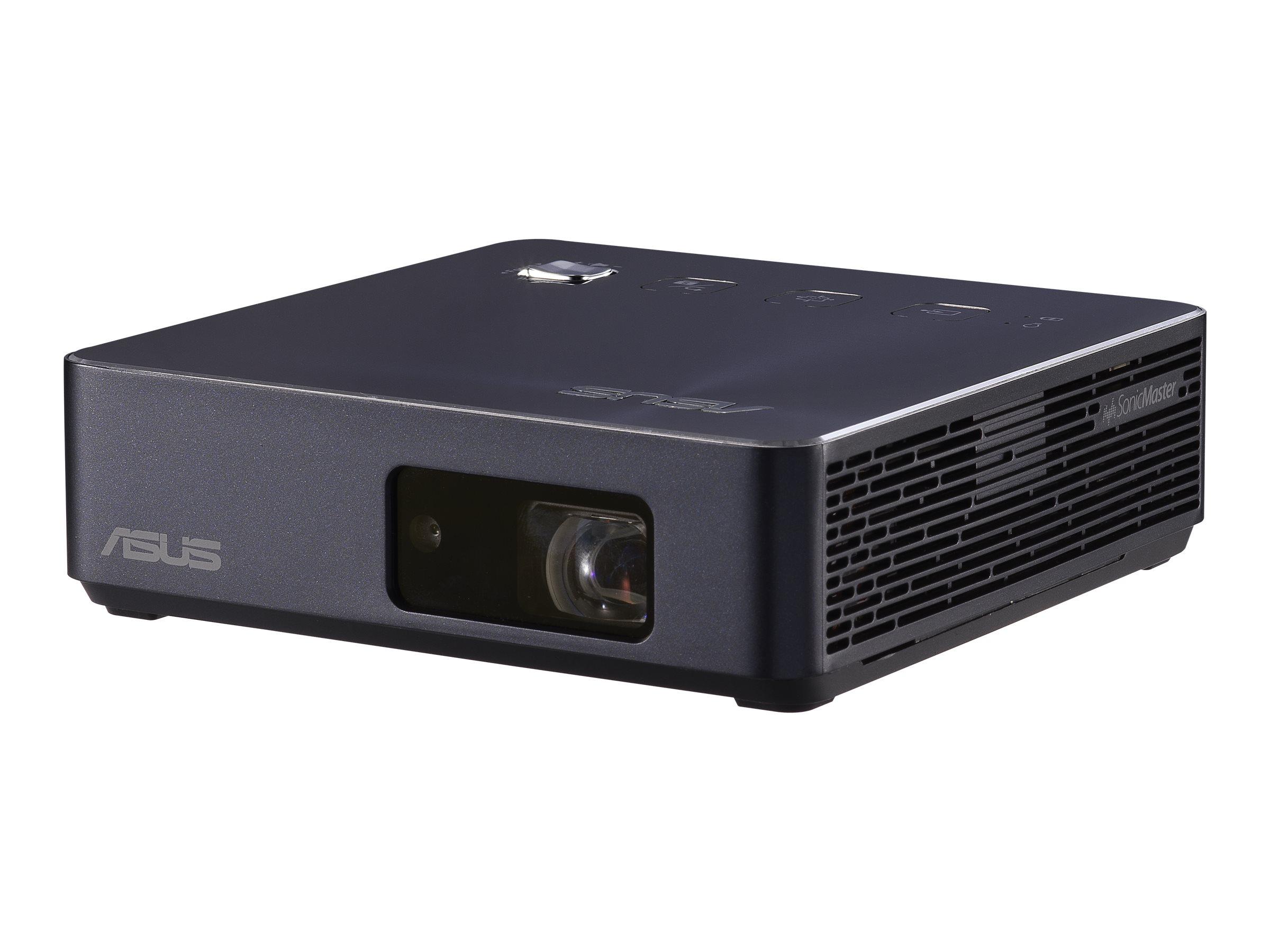 ASUS ZenBeam S2 - DLP-Projektor - RGB LED - 3D - 500 lm - 1280 x 720