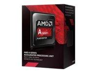 AMD A8 7650K - 3.3 GHz - 4 Kerne - 4 Threads - 4 MB Cache-Speicher - Socket FM2+