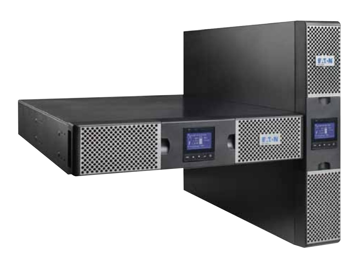 Eaton 9PX 1000i RT2U Netpack - USV (in Rack montierbar/extern) - Wechselstrom 200/208/220/230/240 V - 1000 Watt - 1000 VA - Ethe