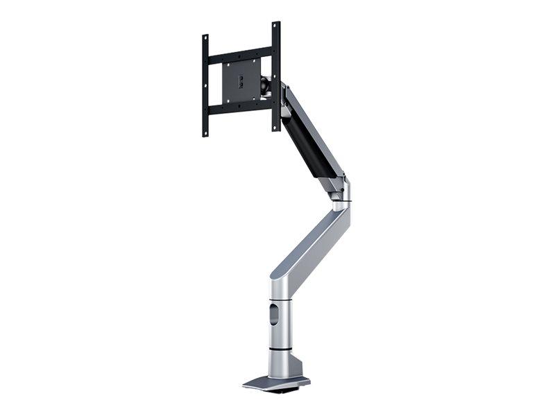 HAGOR M VESA Gas Lift XL Single HD - Tischhalterung für LCD-Display (vollbeweglicher einstellbarer Arm) - Kunststoff, langlebige