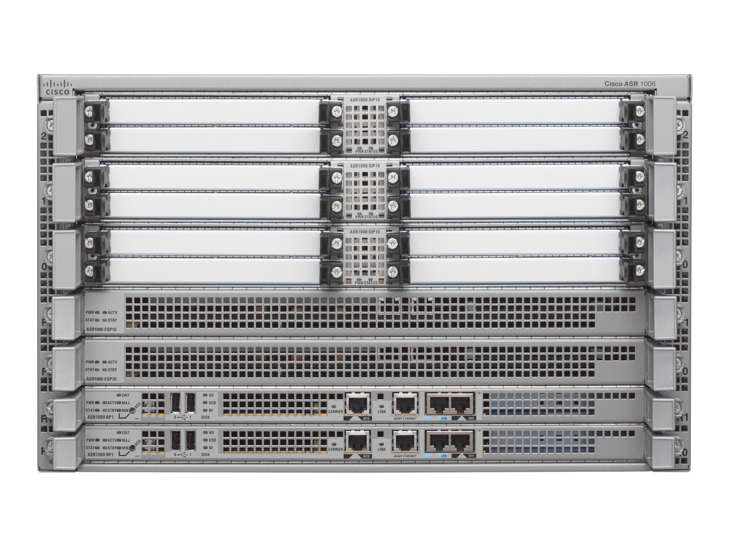Cisco ASR 1006 - Modulare Erweiterungseinheit