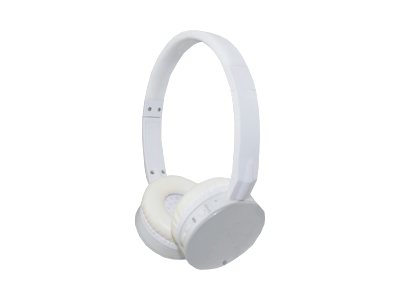 M-CAB - Headset - Full-Size - Bluetooth - kabellos - weiss