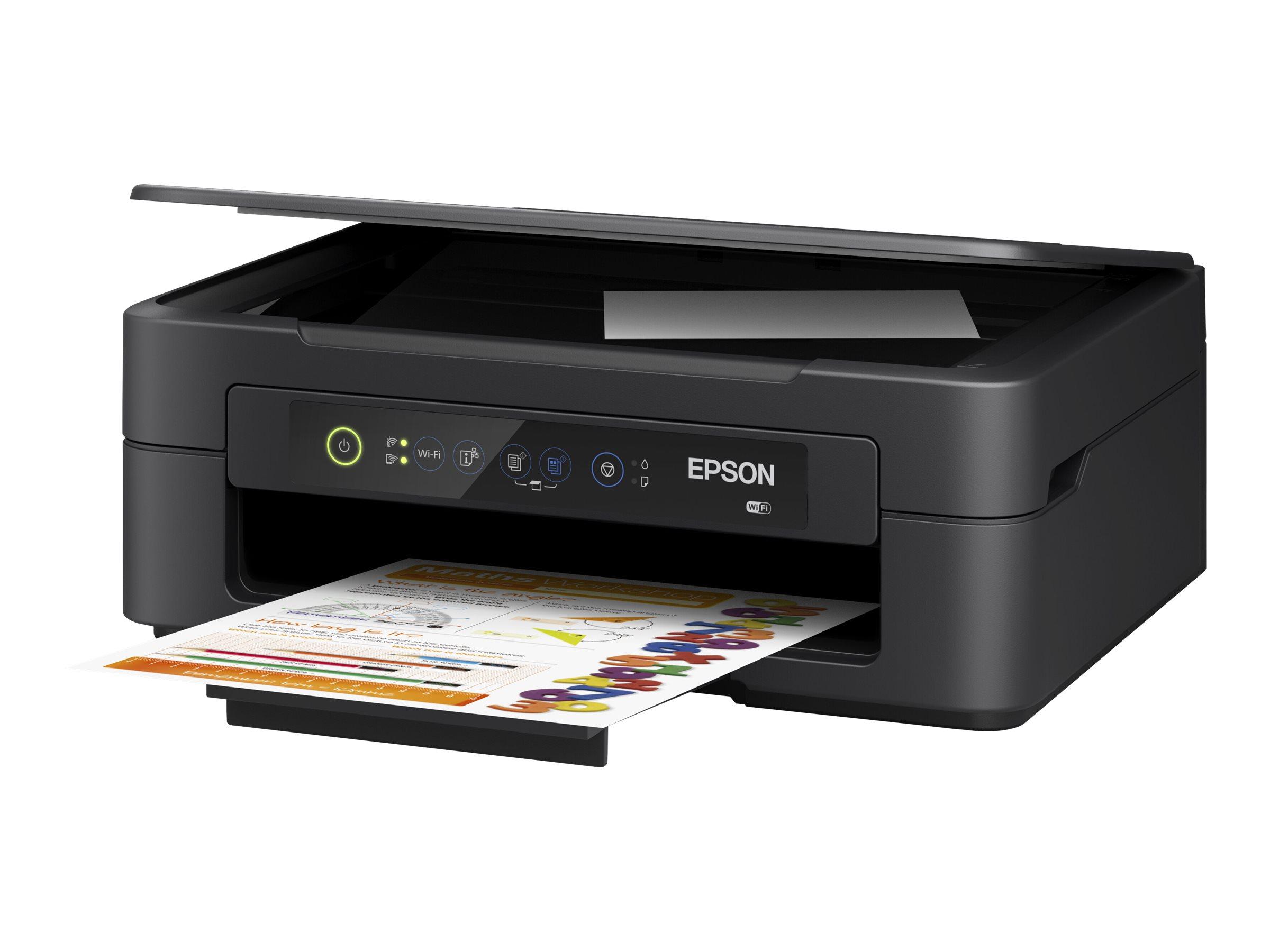 Epson Expression Home XP-2105 - Multifunktionsdrucker - Farbe - Tintenstrahl - A4/Legal (Medien) - bis zu 8 Seiten/Min. (Drucken