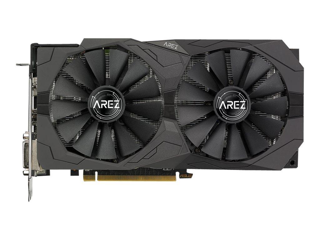 ASUS AREZ-STRIX-RX570-O4G-GAMING - OC Edition - Grafikkarten - Radeon RX 570 - 4 GB GDDR5 - PCIe 3.0 x16