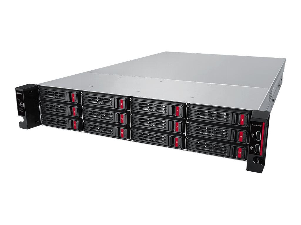 BUFFALO TeraStation 5010 Series TS51210RH4812 - NAS-Server - 12 Schächte - 48 TB - Rack - einbaufähig