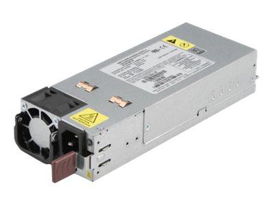 Supermicro PWS-750P-1R - Stromversorgung (Plug-In-Modul) - 80 PLUS Platinum - 750 Watt - PFC - 1U