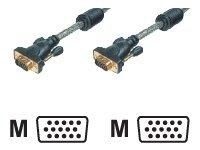 M-CAB HQ - VGA-Kabel - HD-15 (M) bis HD-15 (M) - 1.8 m