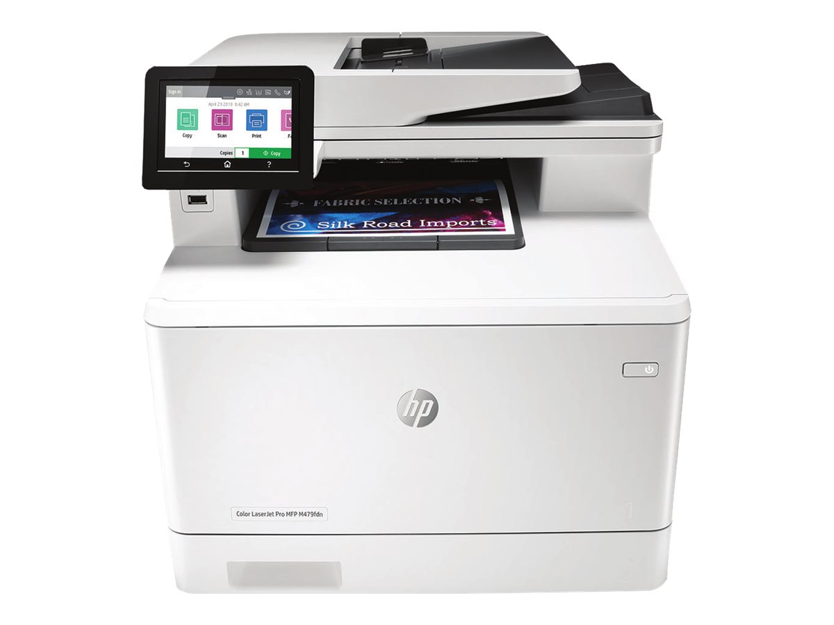 HP Color LaserJet Pro MFP M479fdn - Multifunktionsdrucker - Farbe - Laser - Legal (216 x 356 mm) (Original) - A4/Legal (Medien)