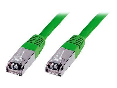 DIGITUS Ecoline - Patch-Kabel - RJ-45 (M) bis RJ-45 (M) - 5 m - SFTP - CAT 5e