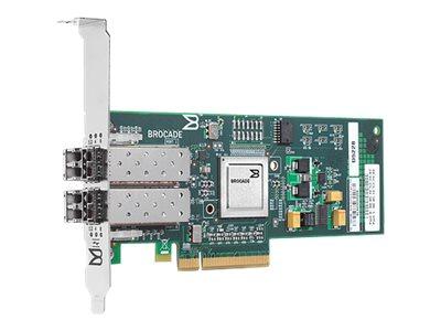HPE 82B - Hostbus-Adapter - PCIe 2.0 x4 / PCIe x8 Low-Profile - 8Gb Fibre Channel x 2 - wieder auf den Markt gebracht - für ProL