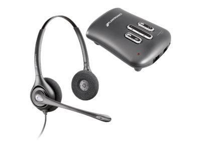 Poly - Plantronics SupraPlus DIGITAL D261N - Headset - On-Ear - kabelgebunden