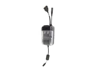 Zebra USB I/O Hub - Hub - 4 x USB + 1 x Audio - Desktop - für Zebra TC51, TC52, TC56, TC57