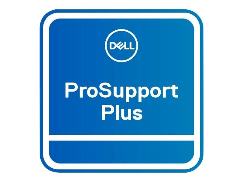 Dell Upgrade from 3Y Basic Onsite to 3Y ProSupport Plus - Serviceerweiterung - Arbeitszeit und Ersatzteile - 3 Jahre - Vor-Ort -