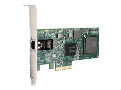 QLogic SANblade QLE4060C - Netzwerkadapter - PCIe x4 Low-Profile - Gigabit Ethernet