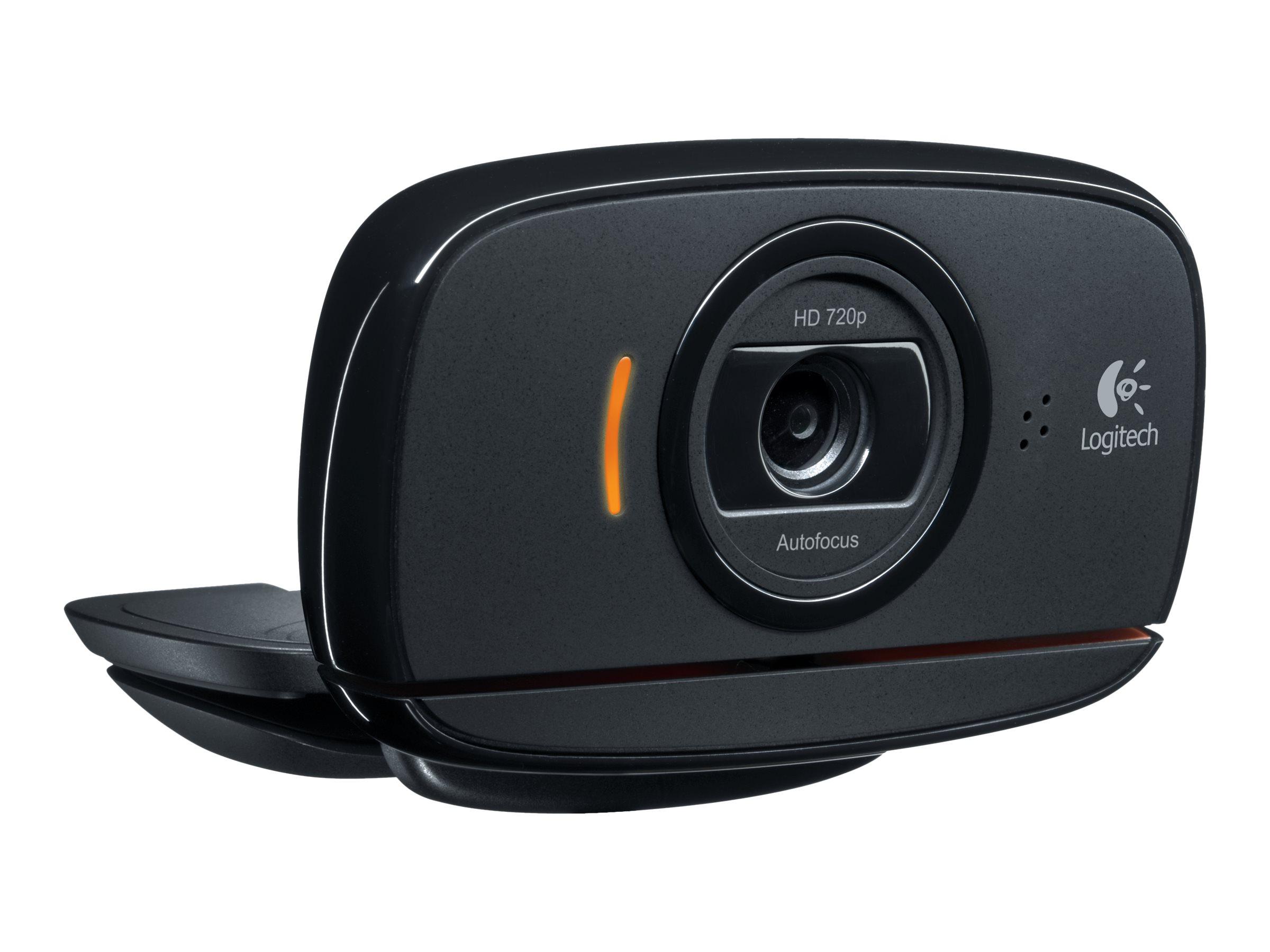 Logitech HD Webcam C525 - Web-Kamera - Farbe - 1280 x 720 - Audio - USB 2.0