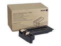 Xerox - Mit hoher Kapazität - Schwarz - Original - Tonerpatrone - für WorkCentre 4265