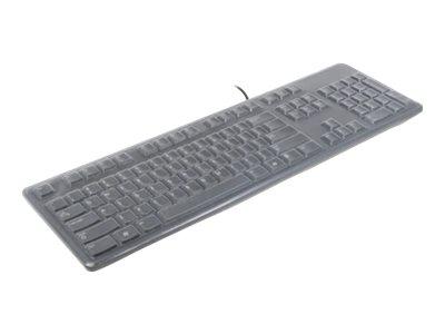 Dell QuietKey KB212-B - Tastatur - USB - UK QWERTY - Schwarz