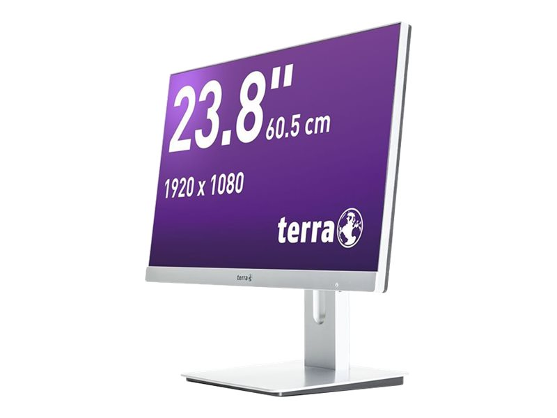 Wortmann TERRA ALL-IN-ONE-PC 2405HA - GREENLINE - All-in-One (Komplettlösung) - 1 x Core i5 8400 / 2.8 GHz - RAM 8 GB - Hybrid-L
