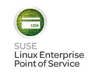 SuSE Linux Enterprise Point of Service Branch Server, x86 & x86-64 - Basisabonnement (5 Jahre) - 1 Instanz - akademisch - MLV -