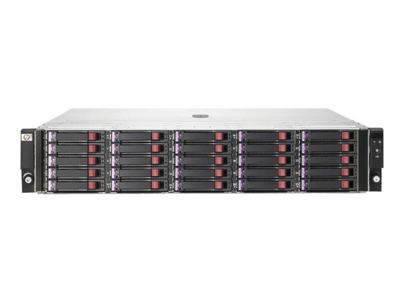 HPE StoreEasy 25 SFF Disk Enclosure - Speichergehäuse - 25 Schächte (SATA-300 / SAS-2) - HDD x 0 - Rack - einbaufähig