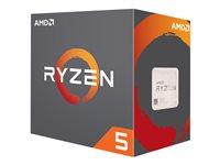 AMD Ryzen 5 1600X - 3.6 GHz - 6 Kerne - 12 Threads - 16 MB Cache-Speicher - Socket AM4