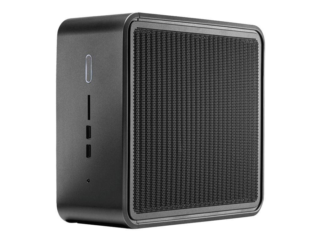 Intel Next Unit of Computing Kit 9 Pro Kit - NUC9V7QNX - Kompakt-PC - 1 x Core i7 9850H / 2.6 GHz - RAM 0 GB - keine HDD