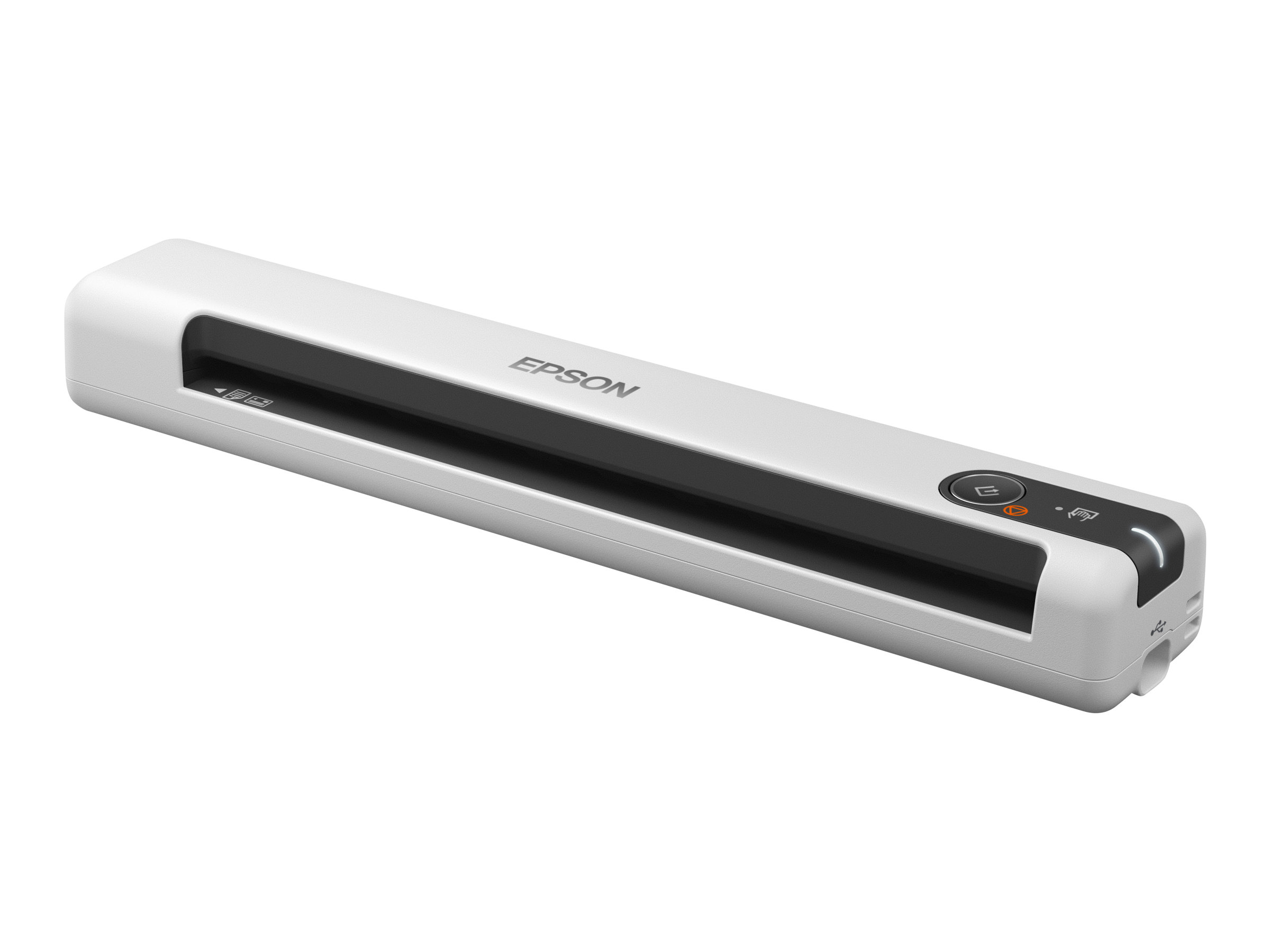 Epson WorkForce DS-70 - Einzelblatt-Scanner - Legal - 600 dpi x 600 dpi - bis zu 300 Scanvorgänge/Tag - USB 2.0
