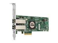 Emulex - Hostbus-Adapter - PCIe x4 Low-Profile - 4Gb Fibre Channel x 2 - FRU - für System x iDataPlex dx340; dx360 M3