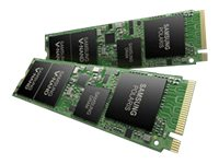 Samsung SM961 MZVKW1T0HMLH - Solid-State-Disk - verschlüsselt - 1 TB - intern - M.2 2280