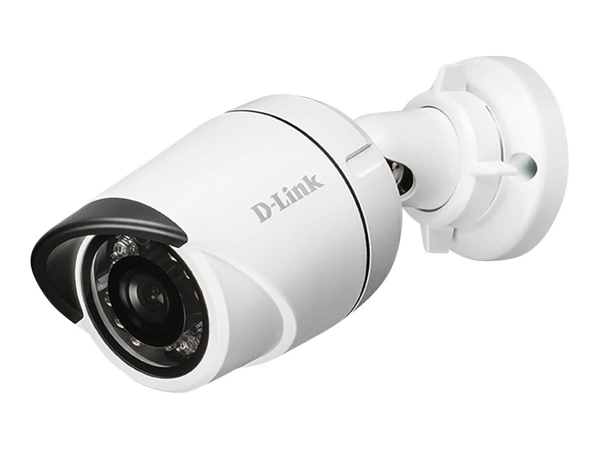 D-Link DCS-4701E HD Outdoor PoE Mini Bullet Camera - Netzwerk-Überwachungskamera - Aussenbereich - vandalismusgeschützt - Farbe
