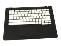 Dell LED / Power Board / Touch Pad / Smart Card, 82 Keys, Dual Point - Notebook-Tastatur-Blende mit Handauflage - für Dell Latit