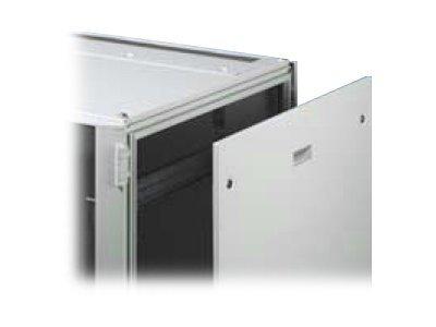 Rittal - Rackpaneel - Seite - RAL 7035 (Packung mit 2)