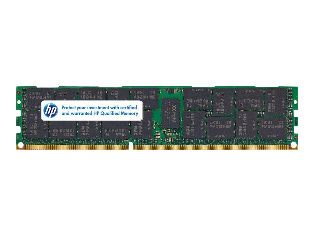 HPE Low Power kit - DDR3L - 16 GB - DIMM 240-PIN - 1333 MHz / PC3L-10600 - CL9