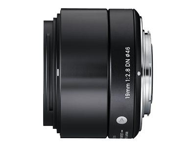 Sigma Art - Weitwinkelobjektiv - 19 mm - f/2.8 DN - Micro Four Thirds