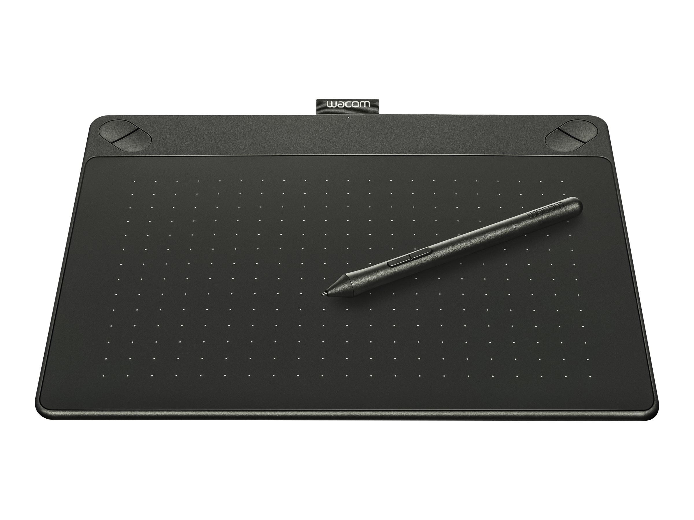 Wacom Intuos Comic Medium - Digitalisierer - rechts- und linkshändig - 21.6 x 13.5 cm - Multi-Touch - elektromagnetisch