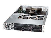 Supermicro A+ Server 2042G-72RF4 - Server - Rack-Montage - 2U - vierweg - RAM 0 MB