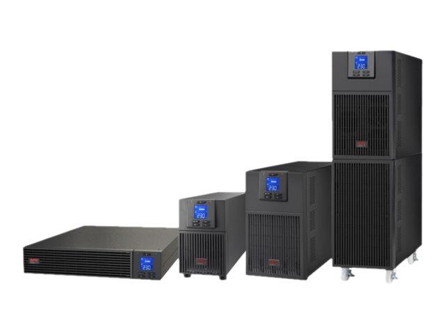 APC Easy UPS SRV SRV1KIL - USV - Wechselstrom 220-240 V - 800 Watt - 1000 VA - 1-phasig