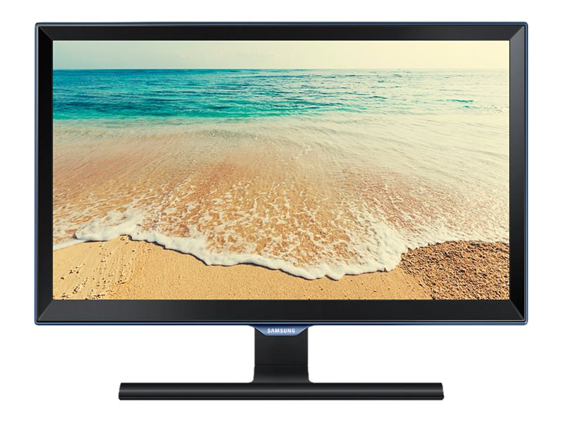 Samsung T22E390EW - TE390 Series - LED-Monitor mit TV-Tuner - 55.9 cm (22
