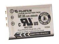 Fujifilm NP 95 - Batterie - Li-Ion - 1800 mAh - für X Series X70, XF10