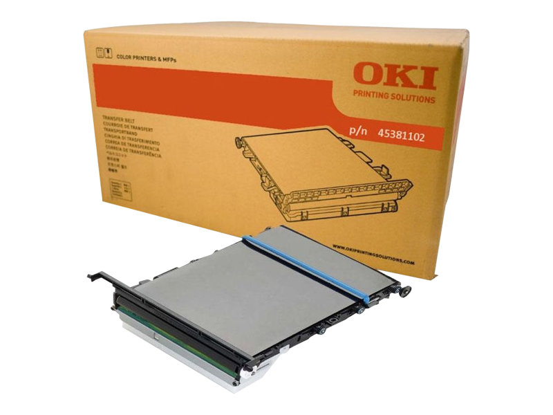 OKI - Drucker-Transfer Belt - für OKI MC760, MC770; C712; ES 6412, 7412, 7470, 7480