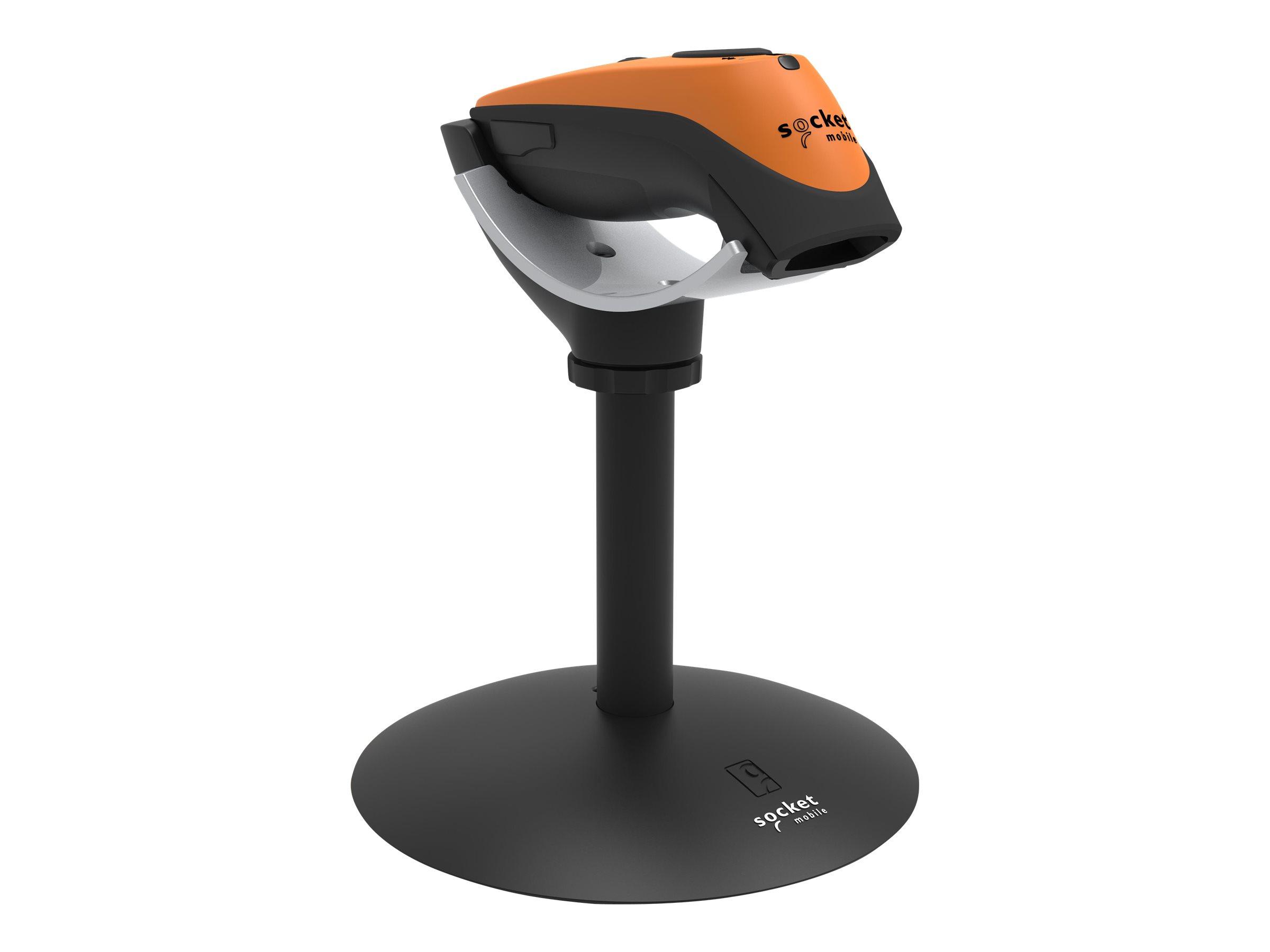 DuraScan D750 - Mit Ladestation - Barcode-Scanner - tragbar - 2D-Imager - decodiert