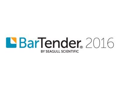 BarTender 2016 Automation - Upgrade-Lizenz - 3 Drucker - Upgrade von 10.1 Enterprise Automation - Win