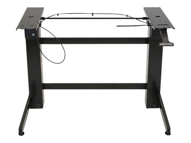 Ergotron WorkFit-B Sit-Stand Base, HD - Tischfuss