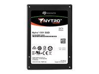 Seagate Nytro 1551 XA960ME10063 - Solid-State-Disk - 960 GB - intern - 2.5