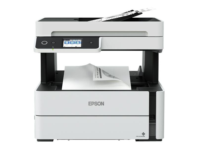 Epson EcoTank ET-M3180 - Multifunktionsdrucker - s/w - Tintenstrahl - A4/Legal (Medien) - bis zu 20 Seiten/Min. (Drucken)