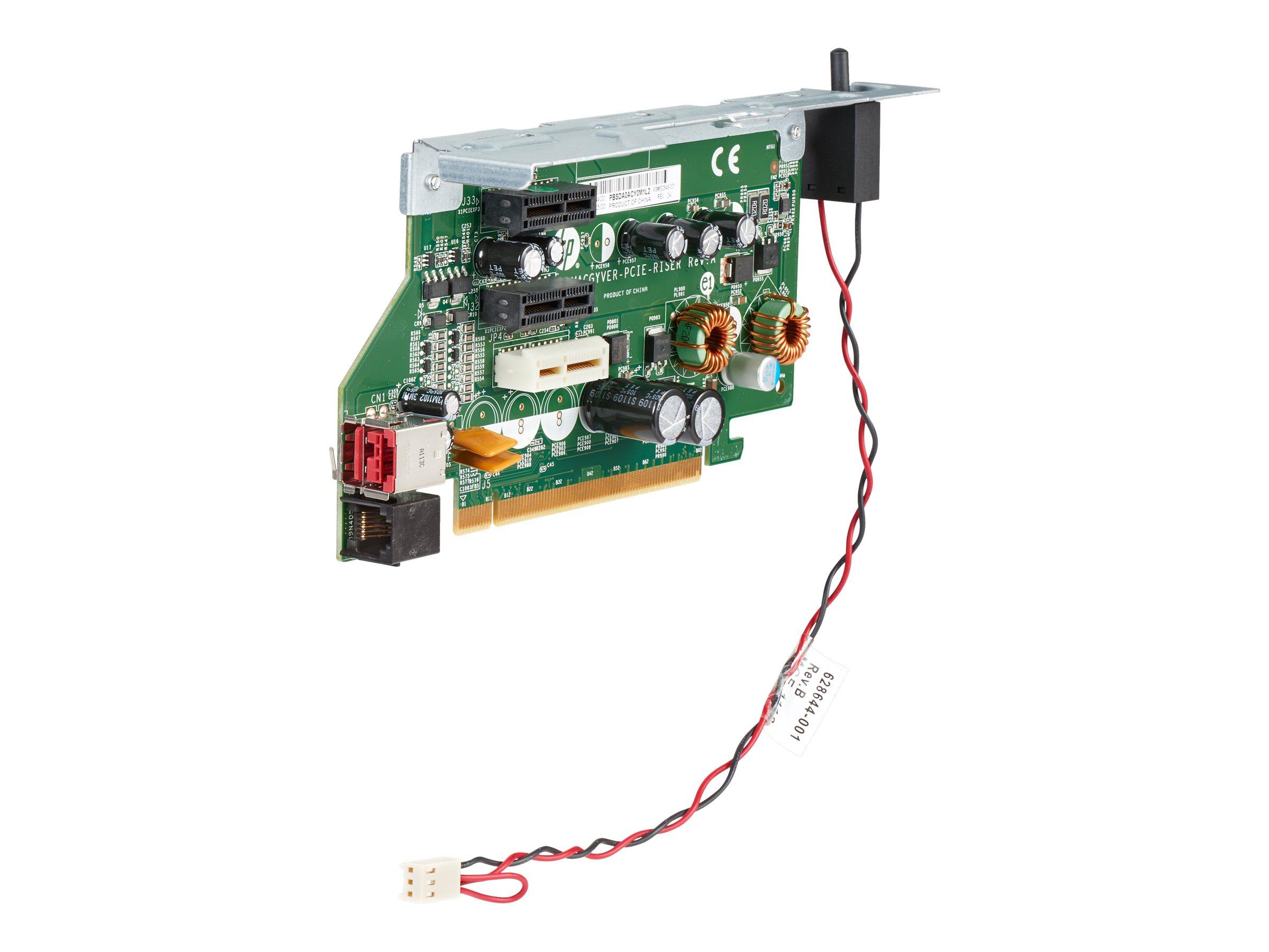 HP PCI Riser Assembly - Riser Card - Europa - für RP5 Retail System 5810