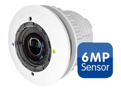 MOBOTIX Sensor module Day B500 - Camera sensor module with lens and microphone - Decke montierbar, Wand montierbar - Innenbereic