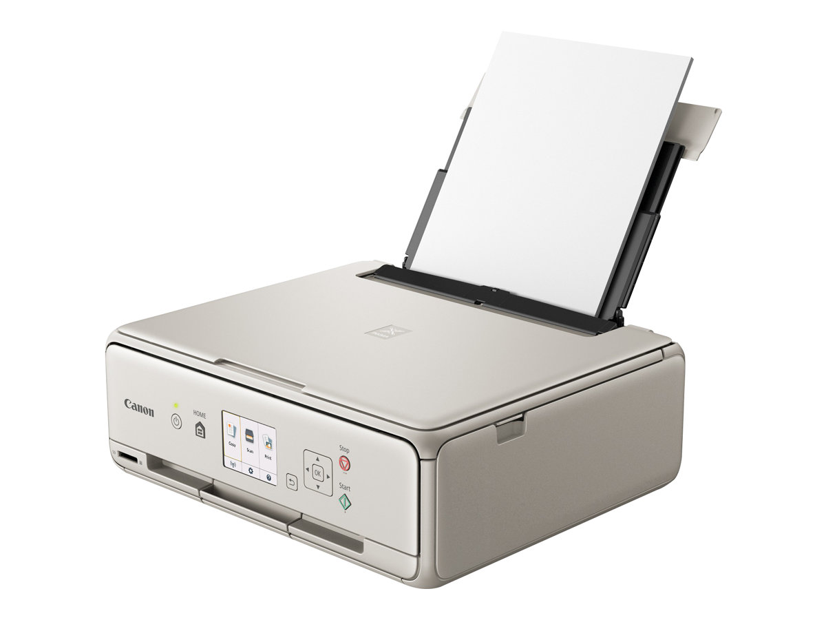 Canon PIXMA TS5053 - Multifunktionsdrucker - Farbe - Tintenstrahl - 216 x 297 mm (Original) - A4/Legal (Medien)