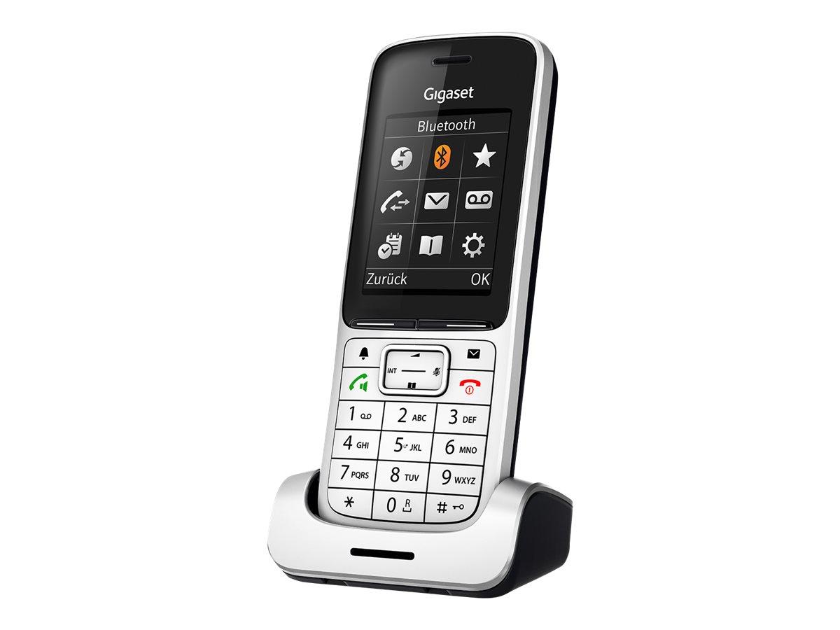 Gigaset SL450HX - Schnurloses Erweiterungshandgerät - Bluetooth-Schnittstelle mit Rufnummernanzeige/Anklopffunktion - DECT\GAP -